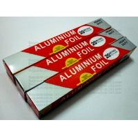 Buy cheap Chinese factory price wholesale high quality aluminum foil roll/aluminum foil insulation roll from wholesalers