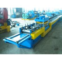 Buy cheap Forming speed 15m per miniute mental door frame making machine 18 roll stations from wholesalers