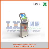 Buy cheap Library Transport Touch Screen Information Kiosk Windows 7/8/10 from wholesalers