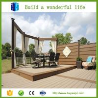 Buy cheap China heya wpc harmonics flooring factory price wood composite material from wholesalers