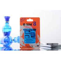 China For iPhone 5 iPhone 4s ios6.1.4 and below R sim 8 unlock turbo sim card on sale