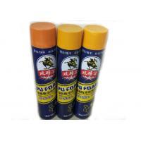 Buy cheap Flame Retardant Polyurethane Foam Adhesive / Expanding Polyurethane Glue 600g from wholesalers