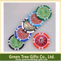 Buy cheap High Quality Rectangular Poker Chip Poker Plaque Acrylic Poker Chips from wholesalers