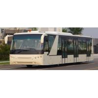 Wholesale Low floor airport shuttle bus luxury passenger bus Cummins Engine from china suppliers