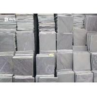 Wholesale Grey Slate Paving Stones Floor Tiles For Outdoor Corridors / Basement from china suppliers