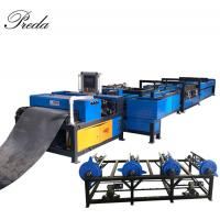 Buy cheap China supplier auto duct production line with 4 sets coils decoliers on sale from wholesalers