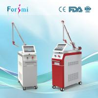 Buy cheap Professional high quality Q Switched Nd Yag Laser Machine for birthmark removal from wholesalers