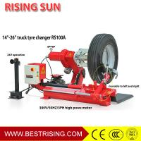 Buy cheap Service station used heavy duty 26inch tractor tire changer for sale from wholesalers