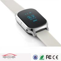 Buy cheap Historical Route Display gps child locator watch / gps tracking device watch from wholesalers