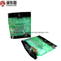 Buy cheap Cake Lollipop Flat Custom Packaging Bags Plastic Clear Baking Chocolate Usage from wholesalers