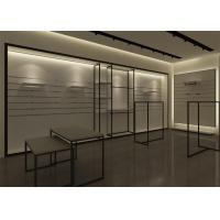 Buy cheap Custom Bra Chain Store Display Fixtures / Apparel Display Racks For Shopping Mall from wholesalers
