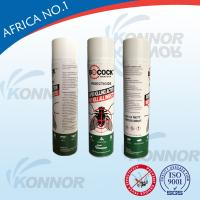 Buy cheap Insecticide spray Killer Insect Aerosol Mosquito Spray from wholesalers