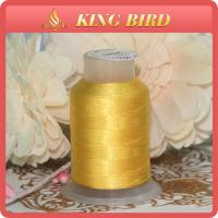 Low Shrinkage Polyester Embroidery Machine Thread For Quilting Thread Lace Manufactures