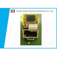 Buy cheap Professional Laser Car Key Cutting Machine Horizontal High Precision from wholesalers