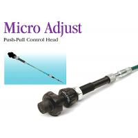Buy cheap Plated Carbon Steel Mechanical Control Cable Head Micro Adjust Control Head from wholesalers