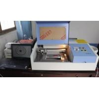 Wholesale CE Mini Rubber Stamp Making Machine (NC-S40) from china suppliers
