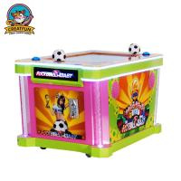 Buy cheap Inddor Punch Ball Machine / Moveable Arcade Games Machines Footabll from wholesalers