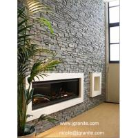 Buy cheap Grey Culture Stone Panels Decorative Natural Stone Venners from wholesalers