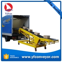 Wholesale Belt Conveyor for Truck loading Unloading from china suppliers