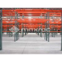 Buy cheap Teardrop Pallet Racking,Warehouse Racking from wholesalers