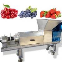 Buy cheap circular Mesh fruit and vegetable pulp press machine from wholesalers