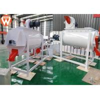 Buy cheap Mini Chicken Feed Production Equipment , Poultry Feed Manufacturing Machine Wooden Packing from wholesalers