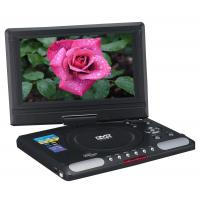 Buy cheap 9.8 Inch Portable DVD Player,180 Degrees Rotation TFT-LCD Screen,TV & Game Function from wholesalers