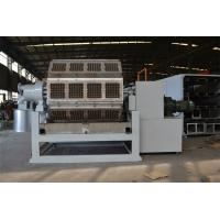 Buy cheap OEM Paper Pulp Egg Carton Making Machine , Egg Crate Making Machine from wholesalers