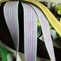 Buy cheap wholesale Factory supply Transparent Custom Printing Silicone Elastic Rubber Band from wholesalers