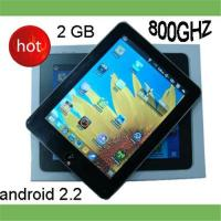Buy cheap Mini tablet pc ebook,Android tablet pc,Tablet pc android with WebCam Ele-T800 from wholesalers