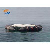 Buy cheap Inflatable Marine Salvage Lift Bags Marine Salvage Tube Cylindrical Roller Body product