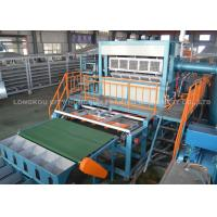 Buy cheap Large Egg Tray Production Line Capacity 50000pcs Per Working Day from wholesalers