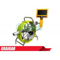 Buy cheap Plumbing Sewer Water Well Air Duct Push Rod Pipe Inspection Camera Equipment Waterproof from wholesalers