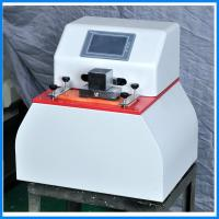 Wholesale Microcomputer Paper Testing Equipments , Fastness Ink Rub Tester from china suppliers