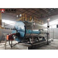Buy cheap 10 Tph Oil Steam Boilers , Industrial Steam Boiler For Rice Mill Paper Mill Beverage Factory from wholesalers