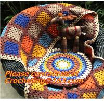 Buy cheap Crochet Afghan Throw Blanket Handmade, table cover, handmade crochet, blanket, clothes from wholesalers