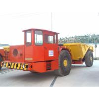 Wholesale Efficient Underground Mining Trucks 30 Tons Payload Capacity For Waste Rock Transportation from china suppliers
