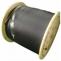 Buy cheap Network Cable Trunking Coaxial Cable 565 Asphalt Or Flooding Compound from wholesalers