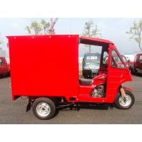 Wholesale 200cc CDI Motorized Three Wheel Cargo Motor Tricycle With Air Cooling from china suppliers