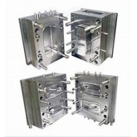 Buy cheap 718H S136 Plastic Injection Molding Mold Tool For Precision Parts from wholesalers