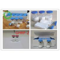 Buy cheap Raw white powder Human Growth Peptides GHRP-2 CAS 158861-67-7 from wholesalers