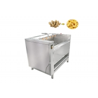 Buy cheap Cleaning Disinfection Air Drying Vegetable Washing Machine from wholesalers
