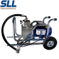 Buy cheap Flow Rate 12L/min Airless Paint Spray Gun Stainless Portable Wall Coating from wholesalers