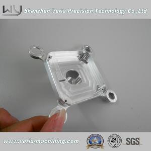 CNC Aluminium Machine Part/CNC Machining Part Machinery Component Al7075 for Uav Aerospace Manufactures