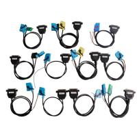 Buy cheap 3 Odometer Programmer OBD Diagnostic Cable Sets For All Cars / Trucks from wholesalers