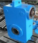 Buy cheap Worm -Gear Speed Reducer , Helical Gear-Bevel Gear Decelerator from wholesalers