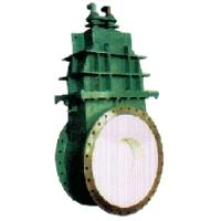 Buy cheap Non-lining hot blast valve from wholesalers
