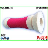 Buy cheap Sponge Bicycle  Promotional Sports Products , Red and White Foam Handle Grips from wholesalers