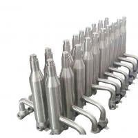 Buy cheap Stainless Steel Water Jet Dry Dancing Fountain Flower Spray Nozzles from wholesalers