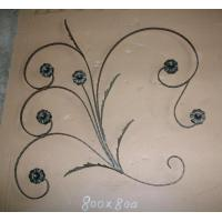 Buy cheap Metal Flower Panels for Home and Garden from wholesalers